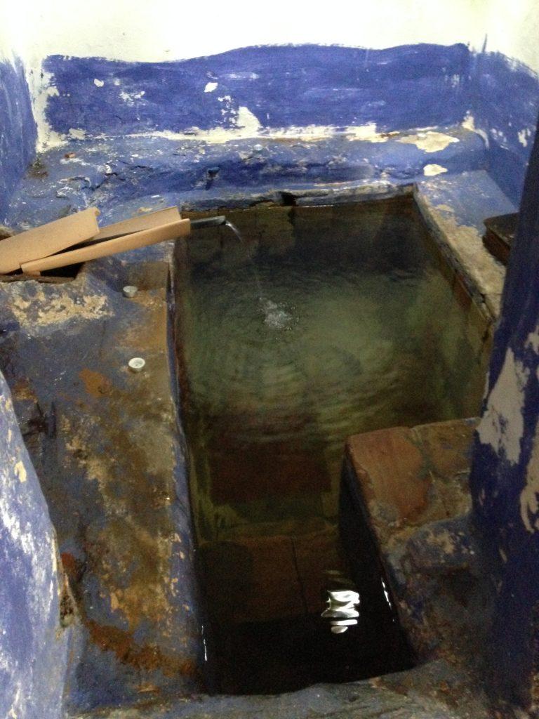 Fonte Santa - Fornalha